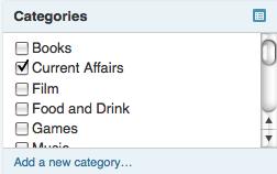 Compose Categories